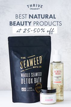 Best natural beauty products at 25-50% off. Shop Thrive Market for all your beauty needs!