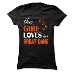 This Girl Loves Her Great Dane Limited Edition Tee! Get YOURS Here! ==> http://www.sunfrogshirts.com/Pets/This-Girl-Loves-Her-Great-Dane--TT2-Black-m106-Ladies.html?3686 $19.00   #thisgirlloveshergreatdanetee
