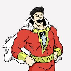 DeviantArt - Discover The Largest Online Art Gallery and Community Captain Marvel Shazam, Online Art Gallery, Community, Artist, Fictional Characters, Artists, Fantasy Characters