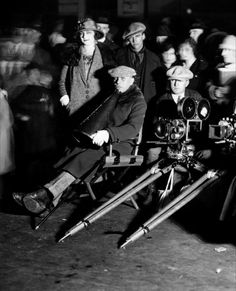 Erich Von Stroheim directs GREED, 1924 Erich Von Stroheim, Silent Film, Film Director, Greed, Golden Age, Filmmaking, Movie Stars, Novels, Cinema