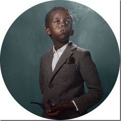 Glamorous Photos of Kids Smoking Frieke Janssens' images of kids and (fake!) cigarettes capture the ugliness and the not-quite-bygone glamour of smoking. Smoking Photos, Kind Photo, Blog Art, Kids Series, Glamour Shots, Kids Lighting, Photo Series, Art Direction, Free Design