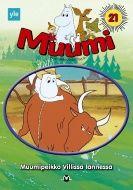 Muumi 21. - Muumipeikko villissä lännessä - DVD - Elokuvat - CDON.COM