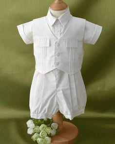 97df833bd46c Pretty Originals Boys Cream Linen Look Suit