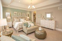 Romantic Bedroom Ideas - Beauty and the Mist