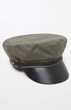 d8999e58b6d ACD CollectivesCaps · Twill Baker Boy Hat  twill edgy piece Baker Boy