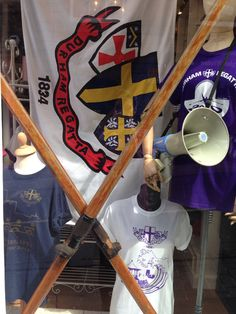 Check out our feature window for Durham Regatta Sat 13th & Sun 14th June. We'll be releasing our competition shortly for free tickets and a few other treats!!