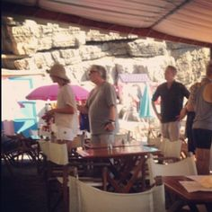 Alan spent time in Positano, July 2014, after the Giffoni Film Festival. I almost didn't pin this because it's so blurry.