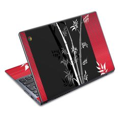 DecalGirl Acer Chromebook C720 skins feature vibrant full-color artwork that helps protect the Acer Chromebook C720 from minor scratches and abuse without adding any bulk or interfering with the device's operation.   This skin features the artwork Zen Revisited by DecalGirl Collective - just one of hundreds of designs by dozens of talented artists from around the world.