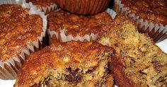 Recipe Review: Banana PMS Muffins from Women's Health