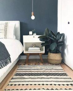 Minimalist Home Bedroom Window room minimalist bedroom plants.Minimalist Decor Bathroom Black And White. Bedroom Colors, Home Decor Bedroom, Bedroom Plants, Cozy Bedroom, Bedroom Green, Bedroom Neutral, Light Bedroom, Design Bedroom, Bedroom Rugs