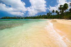 Rincon Beach, Samana, Dominican Republic