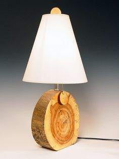 Table lamp Desk lamp Desert Driftwood by highdesertdreams on Etsy
