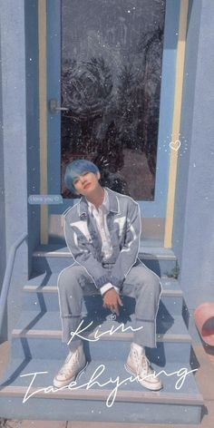 Foto Bts, V Bts Wallpaper, Bts Aesthetic Pictures, Bts Backgrounds, Bts Chibi, Bts Lockscreen, I Love Bts, Bts Pictures, Bts Taehyung