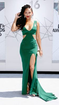 .Photos of Celebrities on 2016 BET Awards Red carpet   Photos of celebrities on the red carpet as they arrive for the 2016 BET Awards  Meagan Good  Singer Janelle Monae  Swizz Beatz and Alicia Keys  Fantasia Barrino  Gabrielle Union  Andra Day  Miles Brown  Eva Marcille  Young Greatness  Rhonda Wills  French Montana  Anthony Brown  Yvette Nicole Brown  Danielle Mone Truitt and Orlando Jones  Sophie Beam  Loni Love  Mya  Nandi Mngoma  celebrities Entertainment