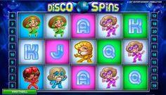 Coola spelautomaten Disco Spins anlände till Lyckoskrapet såhär passligt till veckoslutet. Dansa du också fram dig till miljonerna!
