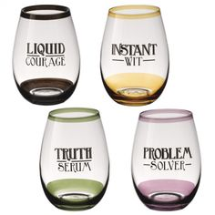 Brandy and Wine. Invaluable Tips For Learning More About Wine. Everywhere you look, there is wine. Still, wine can be a frustrating and confusing topic. If you are ready to simplify the puzzle of wine, start here. Wine Glass Sayings, Wine Glass Crafts, Wine Craft, Wine Quotes, Wine Glass Set, Sayings For Wine Glasses, Bottle Crafts, Diy Wine Glasses, Stemless Wine Glasses