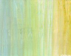 Green - Patina Handpaints Streaked Hand-Dye - Willow