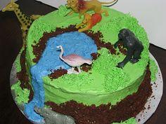 Bake me a Cake!: Zoo Cake