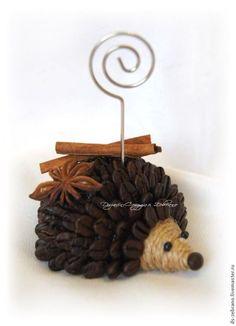 Hedgehog coffee