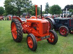 Case Farm Tractors - 1943,Case DC?
