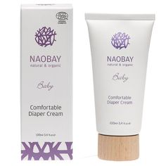 Crema de Pañal (500ml) – Naobay | Mundoikos Organic Baby, Packaging Ideas, Baby Care, Aesthetic Center, Chowder, Tent, Bebe, Organic Baby Foods