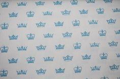 Crown fabric (ZTA) Zeta Tau Alpha