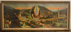 Wonderbaarlijke verschijning Lourdes 1858
