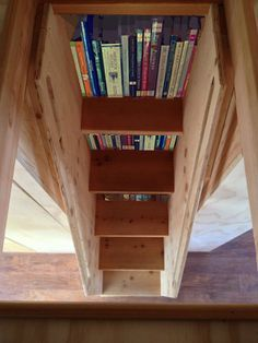 Tiny House Stairs on Pinterest