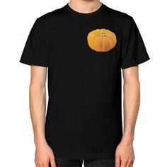 Halloween Strawberry Dart Frog Unisex T-Shirt Black Rachel Jensen Designs