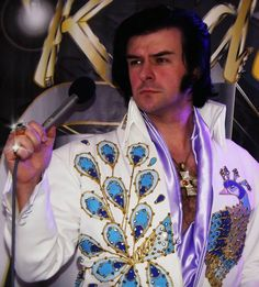 Elvis Tribute Artist Kidd Galahad, sensational Elvis Tribute Act and Elvis Presley  Impersonator with Band in North  East, South West, North, West Yorkshire and Newcastle Upon Tyne