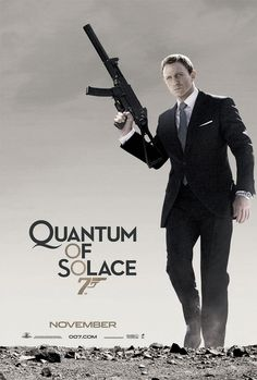 70 - Quantum of Solace - Jun 16th