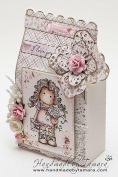 Handmade by Tamara: Tilda Sending Love