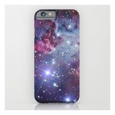 Nebula Galaxy iPhone 6s Case ($35) ❤ liked on Polyvore featuring accessories, tech accessories, phone cases, phone and iphone & ipod cases