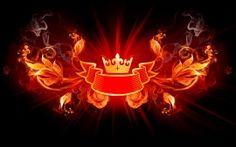 Wallpapers HD: King of Fire Design