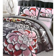 Urban Living Love Bedding Comforter Set  this design is just plain beautiful