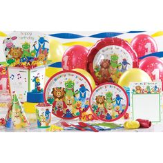 Baby Einstein Party Decorations