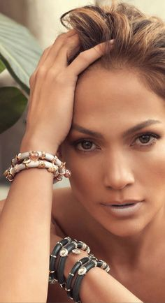 Jennifer Lopez for Endless Jewelry