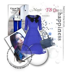 """TB Dress #29"" by lejlasaric ❤ liked on Polyvore featuring tbdress"