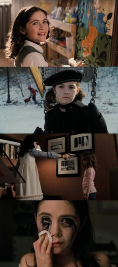 """Orphan"" I watched this all day before homecoming my junior year lol"