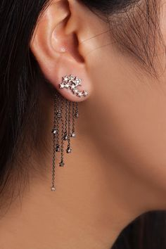Sparkly gorgeous earrings