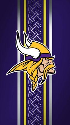 Minnesota Vikings Football, Football Team, Minnesota Vikings Wallpaper, Viking Wallpaper, Sports Logo, Art Logo, Cheerleading, Stencils, Nfl