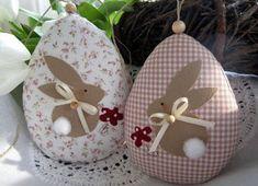 """Милые сердцу штучки: Подготовка к Пасхе: """"Пасхальные кролики"""""""