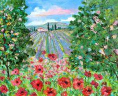 """""""summer story"""" by karen tarlton"""