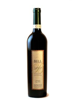 grapestobottles.com posting: Bell Wine Clone 6: Aging in French oak brings a polished finish of  vanilla and cedar to the wine. In the glass, aromas of cassis and dark fruit abound with an undertone of blueberry. #CabernetSauvignon #Wine