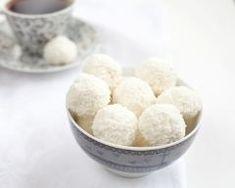 Perles de coco faciles