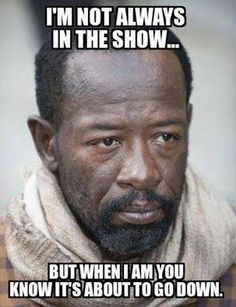 Can't wait to see more of Morgan!