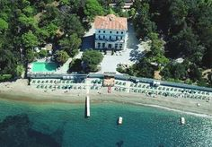 Old-fashioned elegance and five-star service at an idyllic retreat in Portoferraio