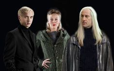 "Which ""Harry Potter"" Family Do You Belong In? I belong with the Malfoys"