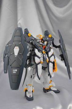 GUNDAM GUY: MG 1/100 Gundam Sandrock Armadillo - Resin Conversion Build