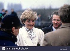 Princess Diana March 7th 1987 Stock Photo, Royalty Free Image: 138601861 - Alamy